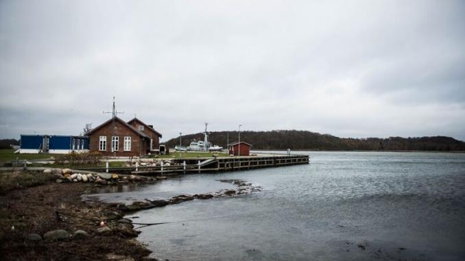 Slipshavn - hovedlocation i Nyborg Kommune.